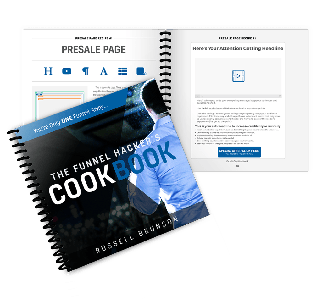 Funnelhacker Cookbook