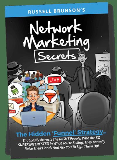 Network Marketing Secrets par Russell Brunson