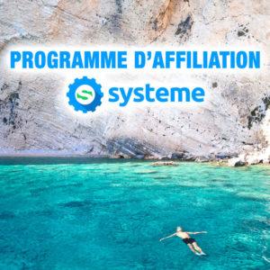 Le programme d'Affiliation Systeme.io [2019] 1