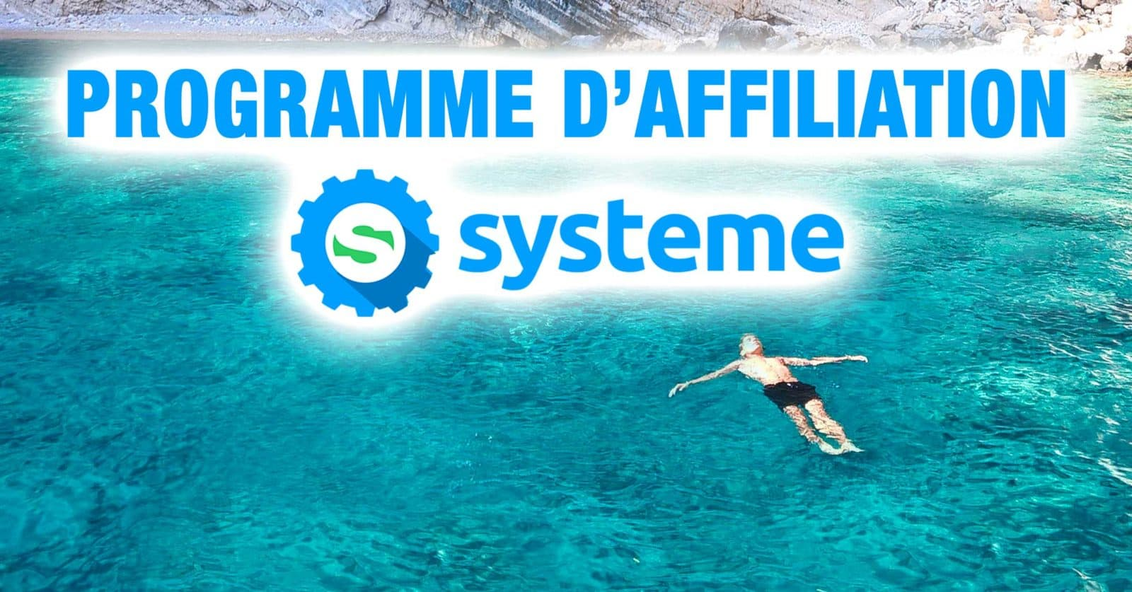Programme d'affiliation de Systeme.io