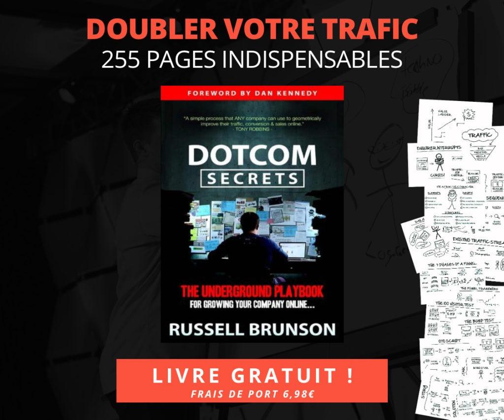 Dotcom Secrets par Russell Brunson