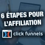 Affiliation ClickFunnels