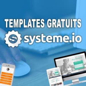 Templates Systeme.io (+ Bonus 2.0) 1