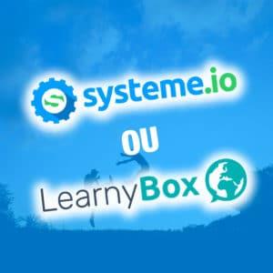 Systeme.io ou Learnybox, quel choix faire en 2019 ? 1