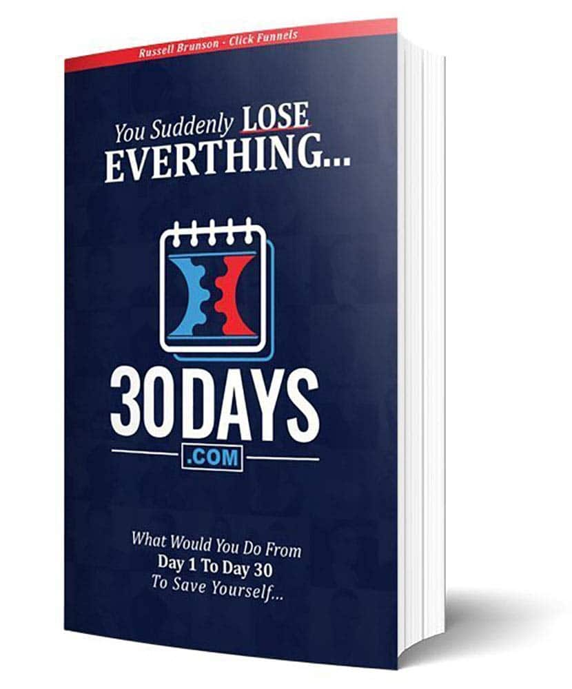 Livre 30 Days de l'OFA Challenge