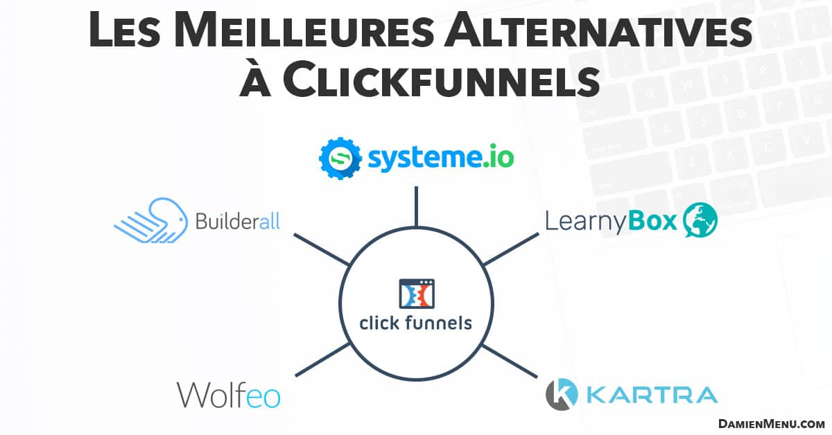Les alternatives à ClickFunnels
