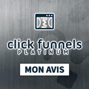 ClickFunnels Platinum: Présentation des nouveautés 2019 1