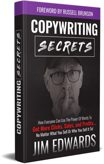 Copywriting Secrets par Jim Edwards