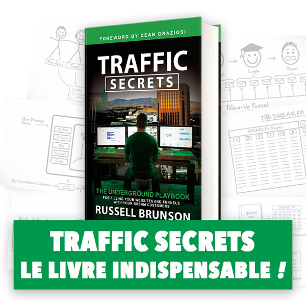 Traffic Secrets de Russell Brunson