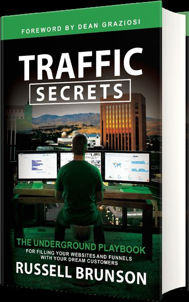 Traffic Secrets le dernier livre de Russell Brunson
