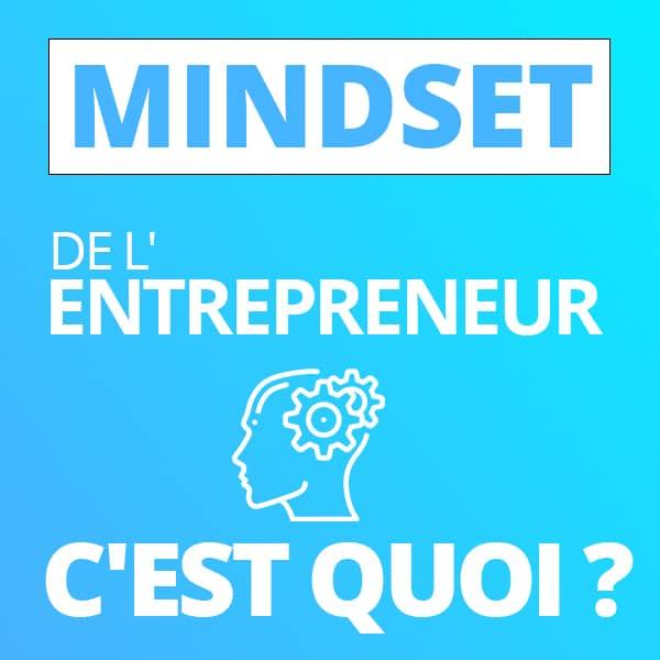 Mindset de l'entrepreneur
