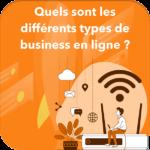 différents types de business en ligne